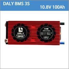 DALY 리튬이온 배터리 BMS 3S 100Ah 3S100Ah 10.8V 11.1V 12.6V 12.8v  12v 100a/12v100a  BMS 보호회로