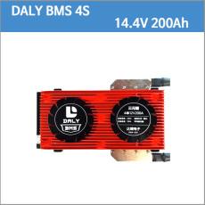 DALY 리튬이온 배터리 BMS 4S 200Ah 4S200Ah 14.4V 14.8V 16.8V  BMS 보호회로