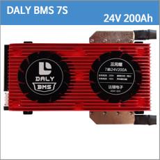 DALY 리튬이온 배터리 BMS 7S 200A 7S200Ah 24V200A/24V 200A/29.4V200A/29.4V 200A  BMS 보호회로