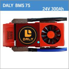 DALY 리튬이온 배터리 BMS 7S 300A 7S300Ah 24V300A/24V 300A/29.4V300A/29.4V 300A  BMS 보호회로